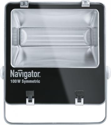 Прожектор светодиодный NAVIGATOR 94 749 NFL-SM-100-5K-GR-IP65-LED светодиодный фитосветильник navigator 61 034 dsp fito 18 ip65 led