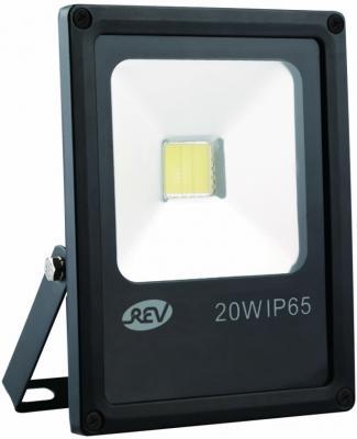 Прожектор светодиодный REV RITTER 32301 3 20W 6500K rev ritter 32372 3