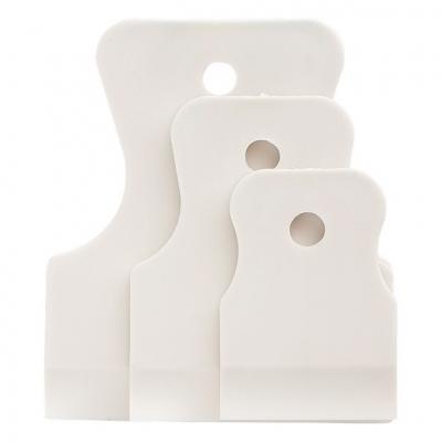 Шпатель СИБРТЕХ 85803 набор шпателей 40-60-80мм белая резина 3 шт / россия набор шпателей sparta белая резина 40 60 80 мм 3 шт