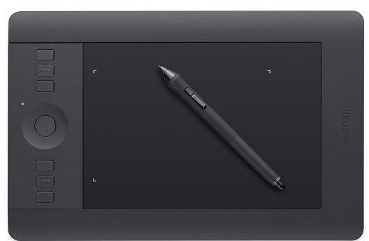 Графический планшет Wacom Intuos Pro PTH-451-RUPL#PAINTER2018 USB