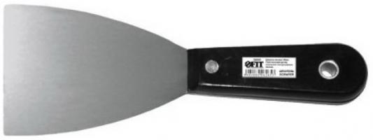 цена на Шпатель FIT 06290 полированный с пластиковой ручкой 100мм