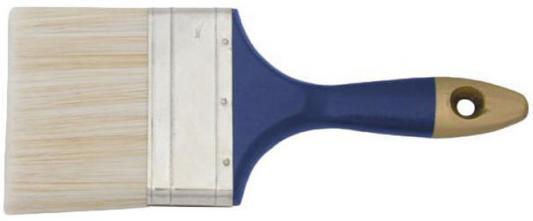 Кисть флейцевая FIT 01196 смешанная натур. + искусственная щетина дер. ручка 2.5 (6