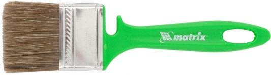 Кисть флейцевая MATRIX 83373 50х2мм кисть флейцевая matrix 83383 50х5мм