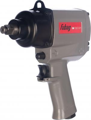 Гайковерт пневматический FUBAG IW 720 100193 ударный 1/2 226л/м 720нм 6.3бар 1/2 +набор кейс цена