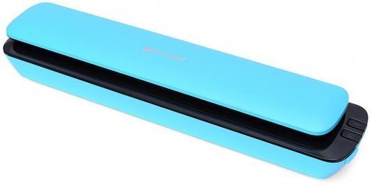 Вакуумный упаковщик Kitfort KT-1503-3 голубой вакуумный упаковщик redmond rvs m020 gray metallic