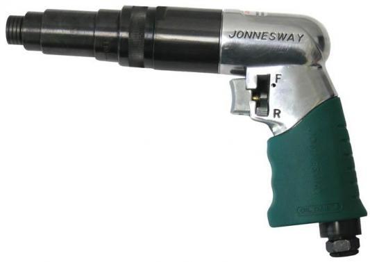 цена на Шуруповерт пневматический JONNESWAY JAB-1018 45-145 Нм, 800об/мин, 1/4, рег. усилия.