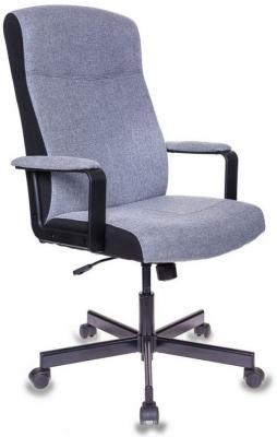 цена Кресло Бюрократ DOMINUS-FG серый в интернет-магазинах