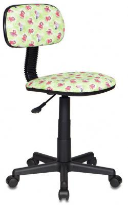 Кресло детское Бюрократ CH-201NX/Dolls-Gr сиденье зеленый куколки