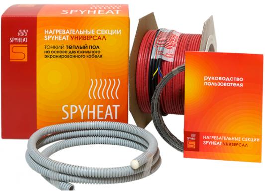 все цены на Теплый пол SPYHEAT SHFD-12- 550 на катушке площадь укладки 3.5-4.5кв.м мощность 550Вт онлайн