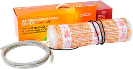 Теплый пол SPYHEAT SHMD-8-300 без термостата площадь укладки 2кв.м мощность мата 300Вт