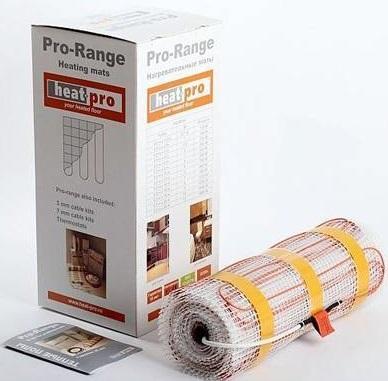 Теплый пол HEAT-PRO 32140050  700Вт 5м2 двужильный, под плитку/керамогранит