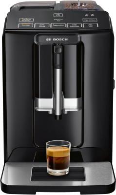Кофемашина Bosch TIS30129RW черный все цены