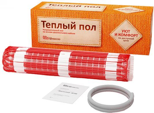 цена на Теплый пол WARMSTAD WSM-100-0.65 Двужильный мат под плитку