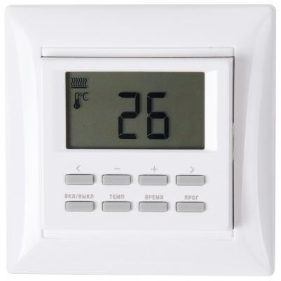 Терморегулятор SPYHEAT NLC-527H программируемый белый +5до+40С цены