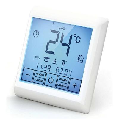 Терморегулятор ССТ SE 200 cенсорный программируемый