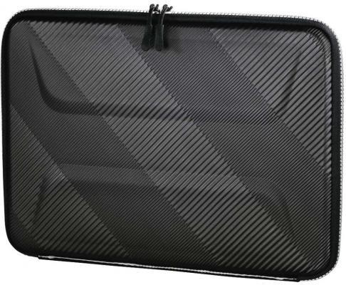 Чехол для ноутбука 13.3 HAMA Protection черный серый 00101793 чехол для ноутбука 15 6 hama slide ткань черный 00101733