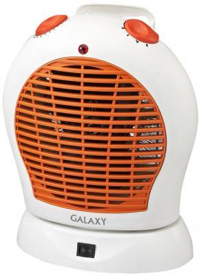 Тепловентилятор GALAXY GL 8175  2000Вт 2 режима работы 1000Вт и 2000Вт спиралевый