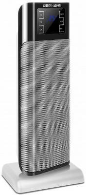 Тепловентилятор Redmond RFH-C4513 2000 Вт таймер пульт ДУ термостат белый чёрный серебристый