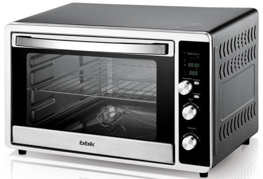 Мини-печь BBK OE3073DC чёрный серебристый мини печь bbk oe2654m 2p white black