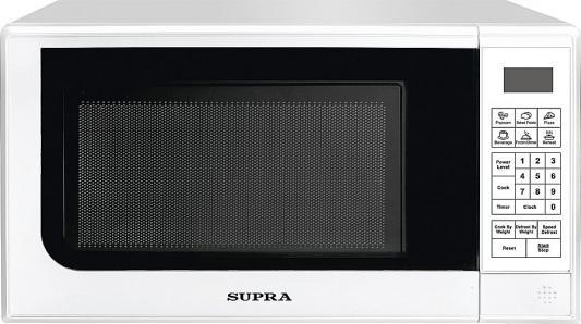 СВЧ Supra 20SW25 700 Вт белый supra mps 112 белый