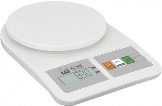 Весы кухонные HOME ELEMENT HE-SC930 белый жемчуг весы кухонные home element he sc933 рисунок
