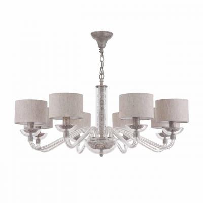 Подвесная люстра Maytoni Maryland ARM526PL-08GR люстра lampgustaf maryland 550317