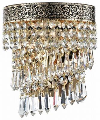 Настенный светильник Maytoni Cascade DIA522-WL-01-G цена
