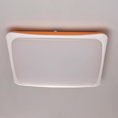 Потолочный светодиодный светильник с пультом ДУ MW-Light Ривз 6 674014601 цена