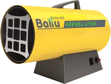 Газовый обогреватель BALLU BHG-20 17000 Вт желтый