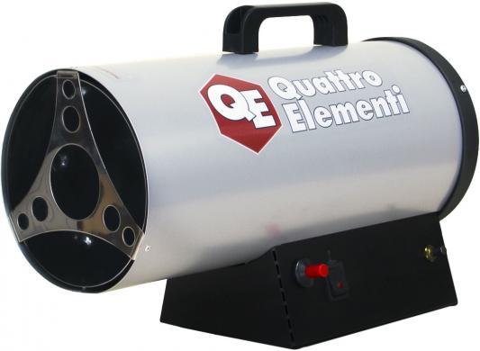 Тепловая пушка газовая Quattro Elementi QE-12G 32 Вт серый чёрный