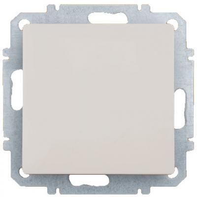 Выключатель ZAKRU CLASICO ZA215412 (Сл.Кость) Встраиваемый 230В/50Гц