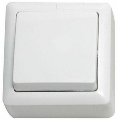 Выключатель Wessen VA16-131-B 6 A белый