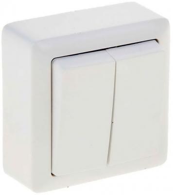 Выключатель Wessen VA56-232-B 6 A белый
