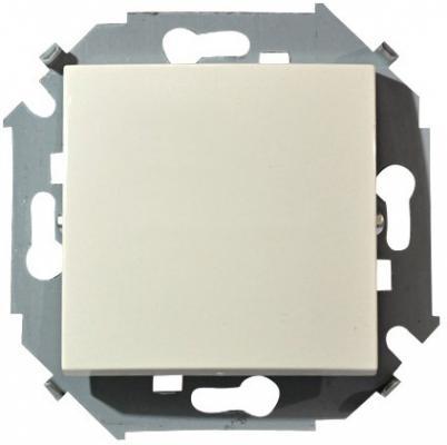 Выключатель SIMON 15 1591101-031 1-клавишный бежевый 16А 250В винтовой зажим