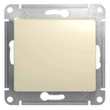 Механизм выключателя SCHNEIDER ELECTRIC GSL000211 Glossa 1-кл. беж.