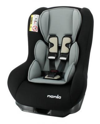 Автокресло Nania Maxim Eco (smoke) автокресло детское nania cosmo sp fst pop black от 0 до 18 кг 0 1 черный