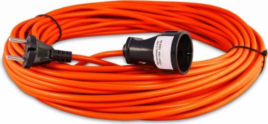 Удлинитель Lux УС1-О-40 (У-101) 40 м 1 розетка 4606400605331 цена и фото