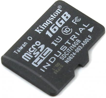 Карта памяти Micro SDHC 16GB Class 10 Kingston SDCIT/16GBSP все цены