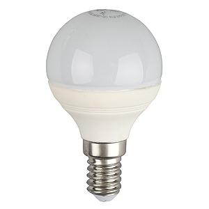 цена на Лампа светодиодная ЭРА P45-7w-827-E14-Clear 7Вт Е14 600лм