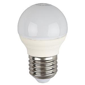 цена на Лампа светодиодная ЭРА P45-7w-840-E27-Clear 7Вт Е27 600лм