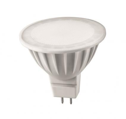 Лампа светодиодная ОНЛАЙТ 388149 5Вт 230в gu5.3 3000k лампа светодиодная navigator 5вт gu10 360лм 3000k 230в спот рar5