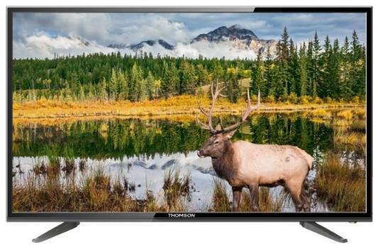 Телевизор Thomson T39RSE1050 черный жк телевизор thomson t19e21dh 01b