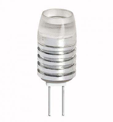 Лампа светодиодная JAZZWAY PLED-G4 1.5Вт 5500k 1220 12вac/dc jazzway ptl 1128 red