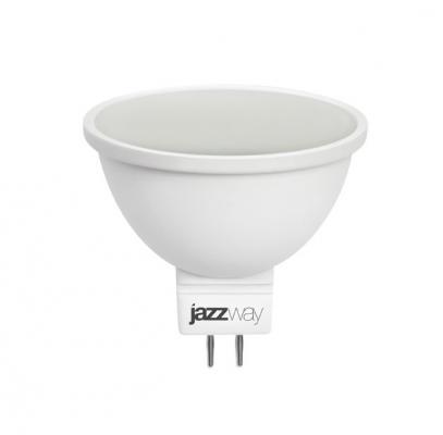 Лампа светодиодная JAZZWAY PLED-SP-JCDR pled-sp jcdr 7Вт 4000к gu5.3 230в лампа настольная jazzway ptl 620 purple