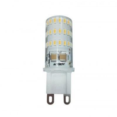Лампа светодиодная JAZZWAY PLED-G9 5Вт 2700к 300лм g9 220-230в лампа настольная jazzway ptl 620 purple