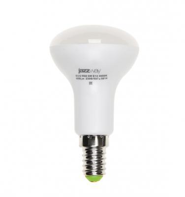 Купить Лампа светодиодная JAZZWAY PLED-ECO-R50 5Вт e14 3000k 400лм