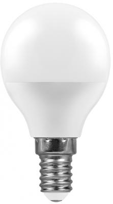 цена Лампа светодиодная FERON 25478 (7W) 230V E14 2700K, LB-95