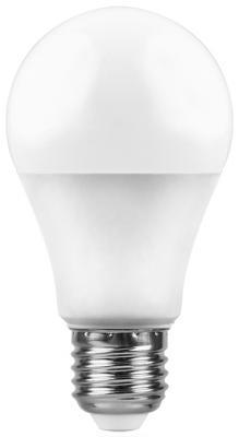 Лампа светодиодная FERON 25490 (12W) 230V E27 6400K, LB-93 feron лампа люминесцентная feron линейная матовая g5 6w 6400k 03010