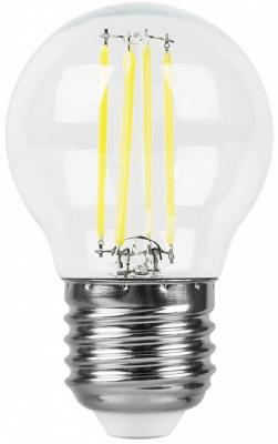 Лампа светодиодная FERON 25581 (5W) 230V E27 2700K, LB-61