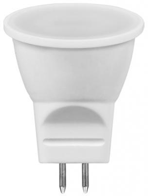 Лампа светодиодная FERON 25552 (3W) 230V G5,3 4000K, LB-271 лампа светодиодная feron 25236 7w 230v g5 3 4000k lb 26